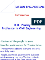 Transportation Pandey