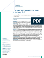 Aguiar Et Al, 2018.How Many AIDS Epidemics Can Occur in São Paulo City