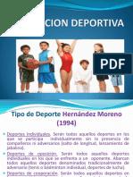 Juego e Iniciación Deportiva