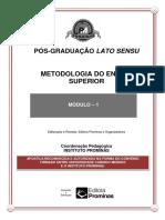 MÓDULO 1 - Metodologia do Ensino Superior.pdf