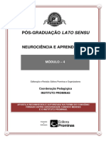 MÓDULO 4 - Neurociência e aprendizagem