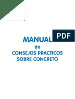 Manual de Consejos Practicos Sobre Concreto