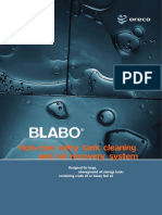 Blabo Tank Cleaning System