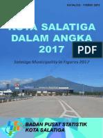 Kota Salatiga Dalam Angka 2017
