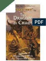 Dragon Lance - Anthologies 3 - The Dragons of Chaos