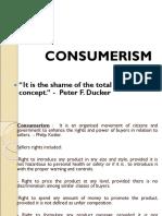 18.Consumerism