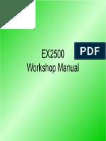 HITACHI EX2500 EXCAVATOR Service Repair Manual.pdf