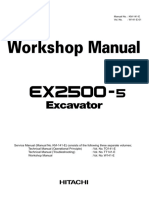 HITACHI EX2500-5 EXCAVATOR Service Repair Manual.pdf