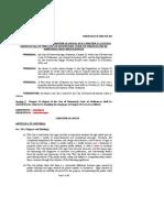 10252010 Dunwoody Sign Ordinance Amendments - Draft 3 2010