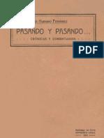 14245652 Huidobro Vicente Pasando y Pasando
