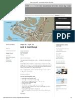 Map & Directions - Fairmont Bab Al Bahr, Abu Dhabi