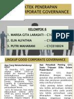 PENERAPAN GCG KELOMPOK 6.pptx