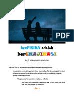 Berfisika adalah Berimajinasi - Mikrajuddin Abdullah.pdf