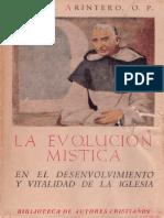Juan González Arintero - Grados de Oracion