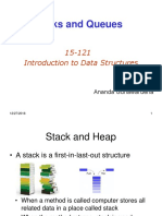 Lecture 09 Stacks and Queues