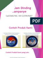 WA 081-225-969-687  Toko Alat Peraga Kampanye Semarang