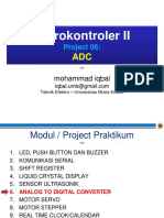 Project 06 Adc