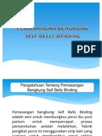 Self Belly Binding