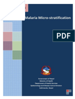 Malaria Micro Stratification 2017