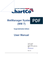 Metmanager User Manual..