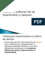 Proiect Tulburari de Tip Hiperkinetic