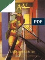 1987 AV 10 · Le Corbusier Traducido Sólo