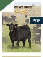 Whitestone-Krebs Generations of Quality Sale Catalog 2010