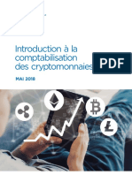 01713 RG Introduction Comptabilisation Cryptomonnaies 2018