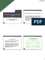 El documento y la comunicación