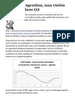La crisis argentina, una visión de largo plazo | Rolando Astarita [Blog]