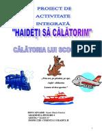 Proiect Mijloace de Transport