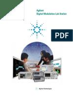 Agilent Digital Modulation Lab
