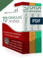 Domine o Excel (r) (3 Em 1)_ Ex - Luiz Felipe Araujo-1