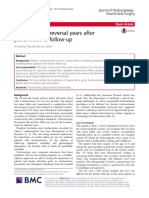 tracheostomy reversal years afterpatient lost to follow up