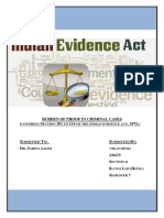 evidence project