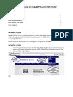 User Manual- Rt Pdmsd