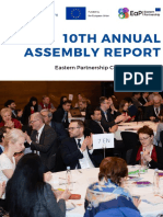 10th Annual Assembly Report