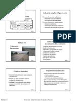evaluación de pavimentos rigidos