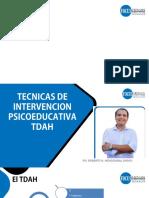 Tecnicas de Intervencion Psicoeducativa Taller f1