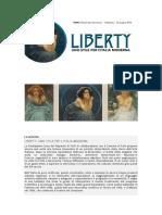 [La Mostra][Liberty, Uno Stile Per l'Italia Moderna]