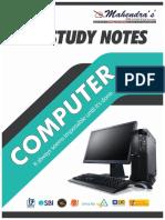Study Notes Computer Eng 22-02-18