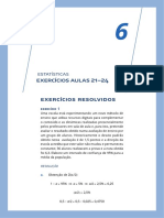Estatistica 06 Exercicios ALUNO Completo B