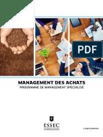 Pms Management Des Achats