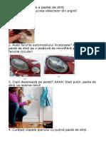 Trucuri de Folosire a Pastei de Dinți