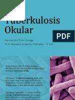 Ppt Tuberkulosis Okular