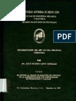 Programa de Mantenimiento INDUSTRIA CEMENTERA.PDF