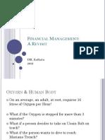 01 Financial Management - A Brief Overview