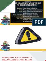 Orientaciones Desarrollo Año Escolar 2019-Reddic21