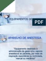 Aula 06 Equipamentos de Anestesia e Principios Ba¡Sicos Ventilacao