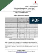 CEDUC - Indice de Ventas de Inmuebles 2018 11 - Informe de Difusion v01